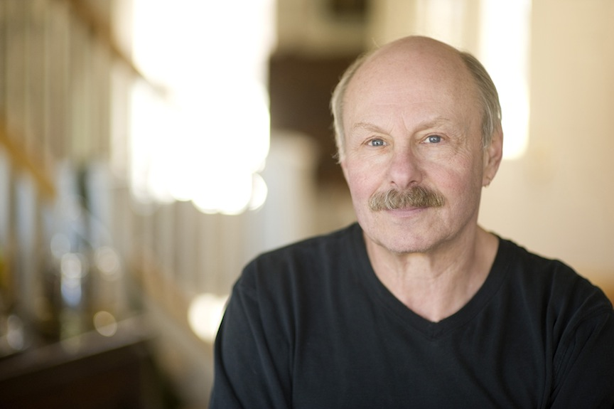 James Howard Kunstler. (Photo by CharlieSamuels.com)